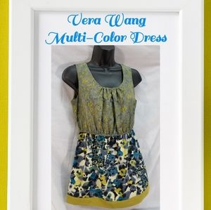 Vera Wang | Simply Vera Multi-Color Dress
